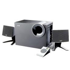 漫步者(EDIFIER) R208PF 2.1多媒体有源音箱 (黑色)