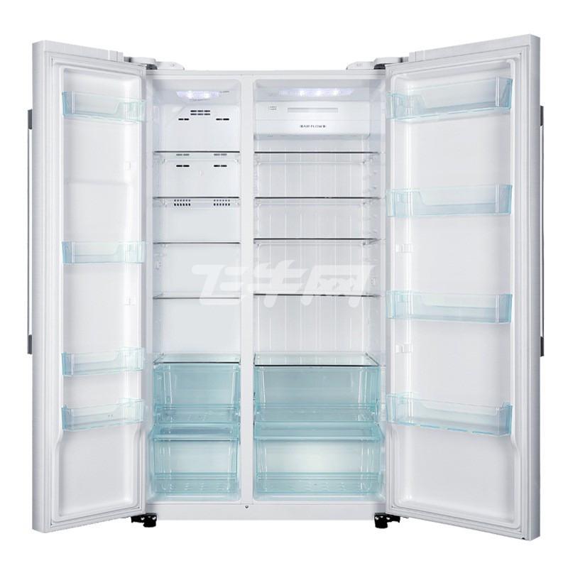 海尔(haier) bcd-579we 579升 对开门 冰箱