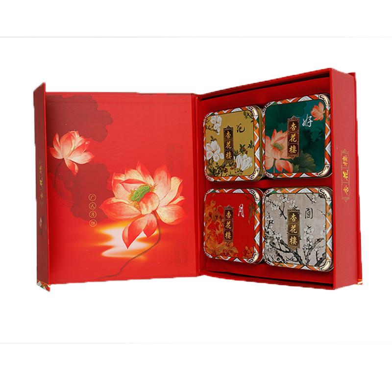 杏花楼 花好月圆月饼礼盒 680克/盒