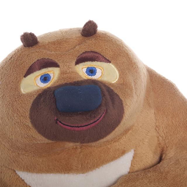 超轻粘土熊出没手工制作