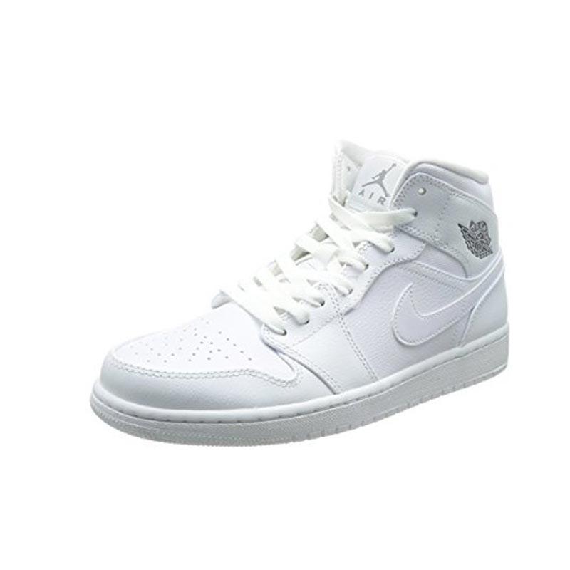 耐克/nike 男中邦jordan乔丹系列系列运动鞋 554724-102 白 39/24.5cm