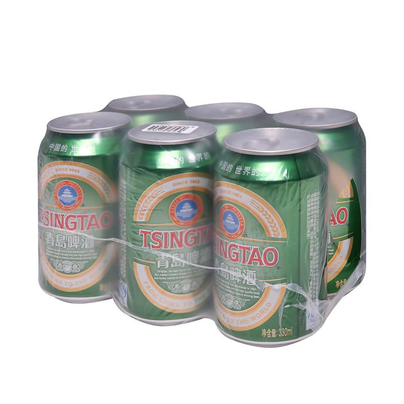 青岛啤酒促销装 330ml*6/组【价格