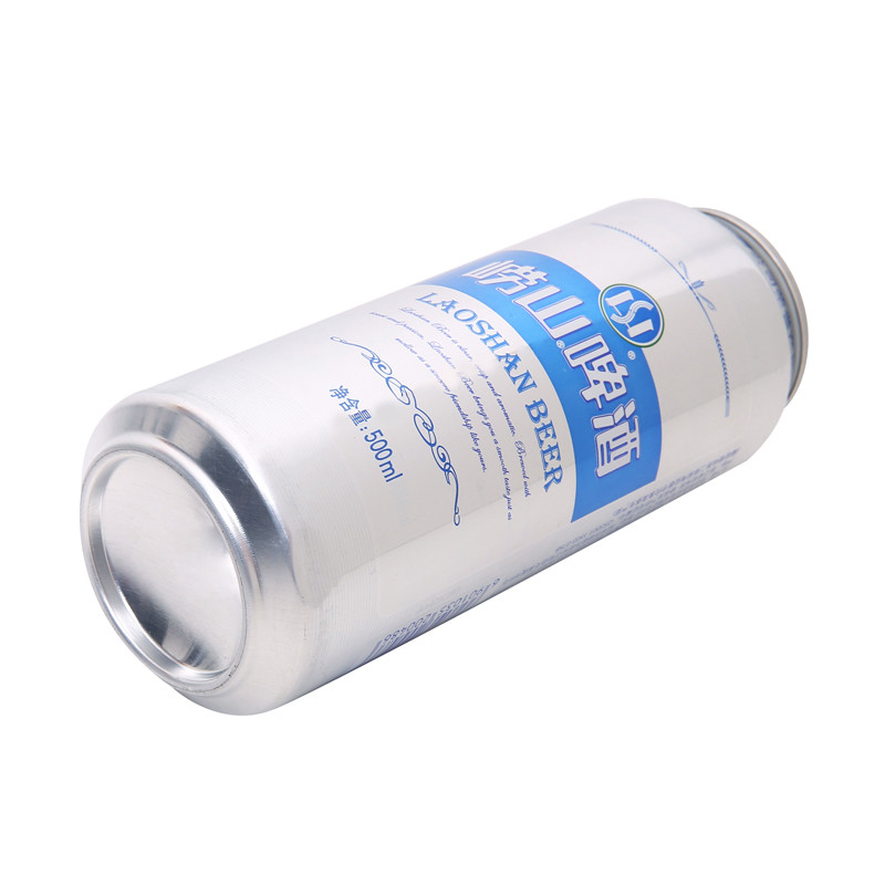 青岛崂山啤酒500ml/听