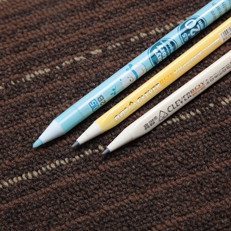 真彩bk131007全自动出芯铅笔*2+铅芯【价格