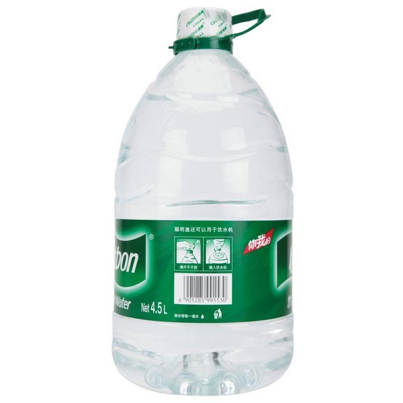 怡宝纯净水4.5l/瓶