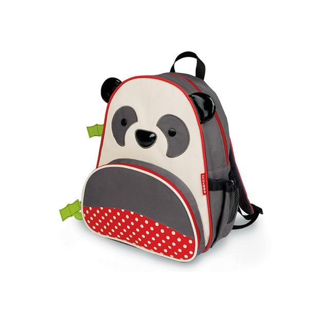 skip hop 可爱动物园小童背包—熊猫 儿童书包 双肩包