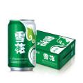 雪花 8度清爽啤酒 330ml*24罐/箱