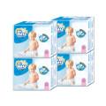 菲比(Fitti) 秒吸舒爽婴儿纸尿裤 加大码XL80片