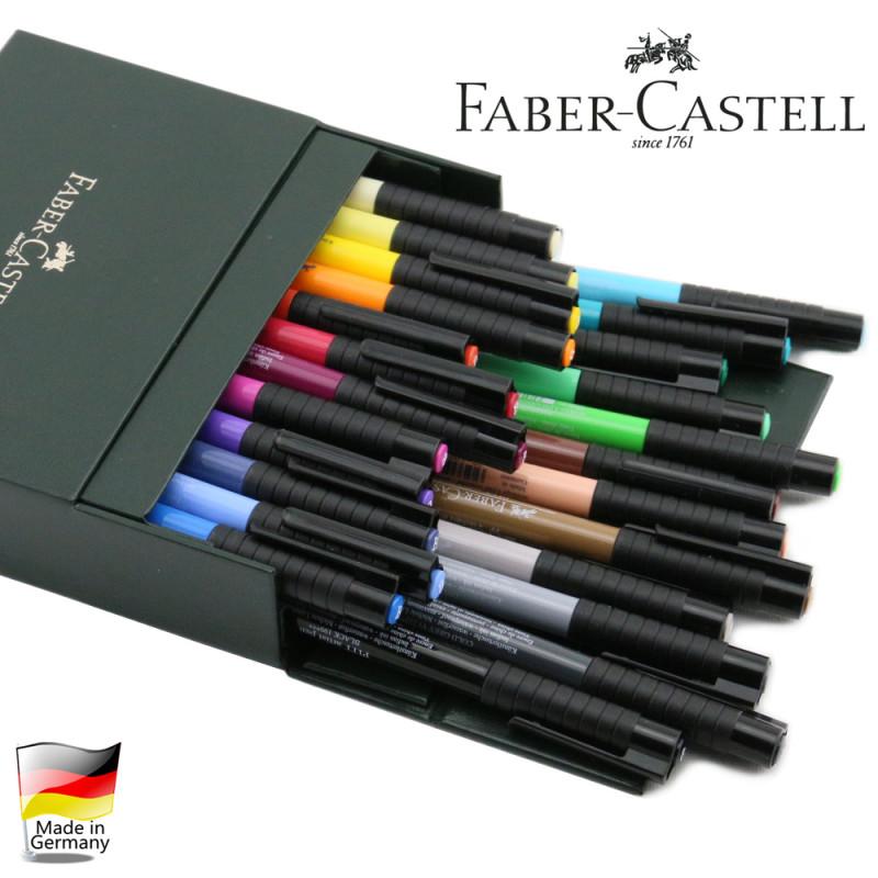 水性马克笔 设计师专用 赠秘密花园涂色笔 动漫手绘软头水彩笔 绿盒