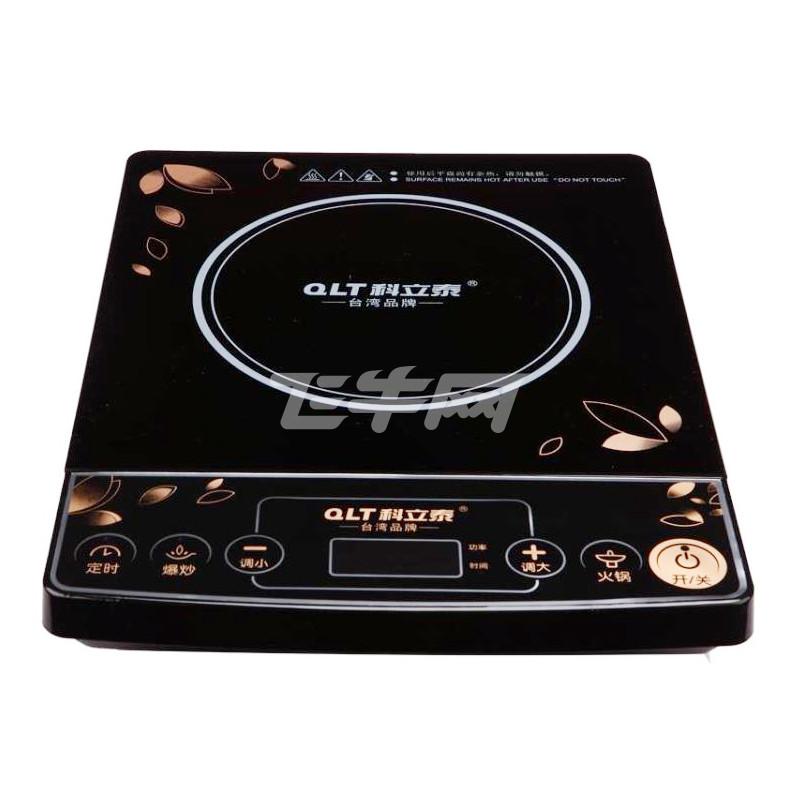 科立泰qlt 触摸式 陶瓷面板 电磁炉 qlt-c121l 防水