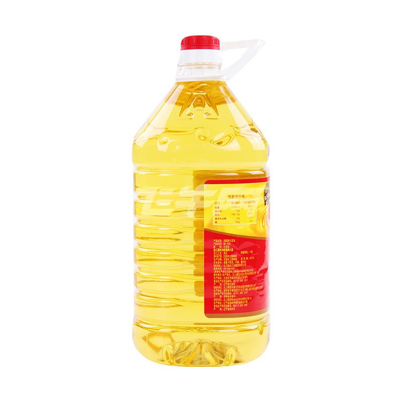 鸿鹤大豆油一级5l