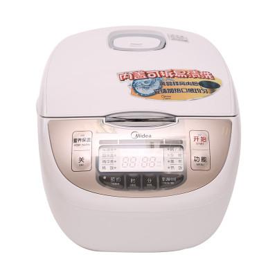 美的midea 电饭煲 fs409 4l 机械版 底盘加热 圆形煲