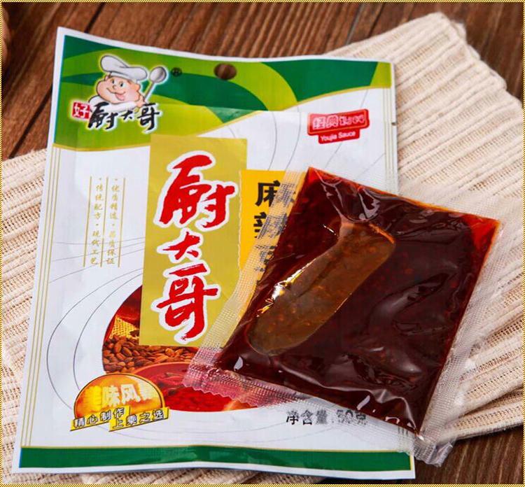 厨大哥 麻辣豆腐调料 50g 袋