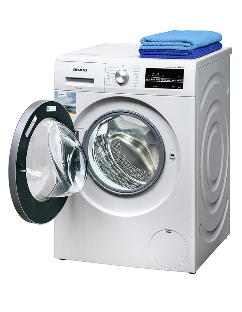 买的西门子滚筒洗衣机里有两个这个,请问是做什么用的图片