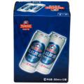 青岛  淡爽啤酒  500ml*12罐/箱